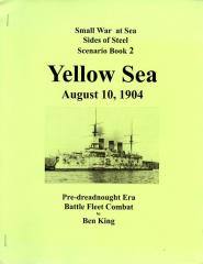 Scenario Book 2 - Yellow Sea, August 10, 1904