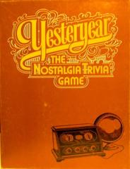 Yesteryear - The Nostalgia Trivia Game