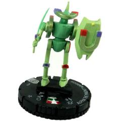 Alpha the Magnet Warrior