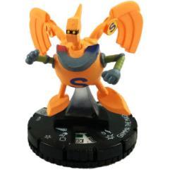 Gamma the Magnet Warrior