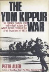 Yom Kippur War, The (Book Club Edition)