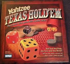 Yahtzee - Texas Hold''Em