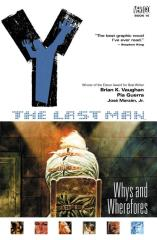 Y - The Last Man Vol 10 - Whys and Wherefores