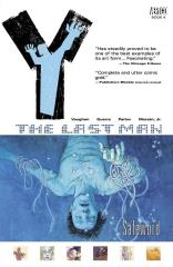 Y - The Last Man Vol 4 - Safeword