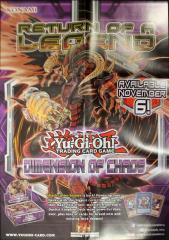 Poster - Dimension of Chaos/Yugi's Legendary Decks