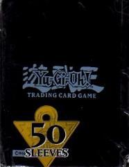 Sleeves - Yu-Gi-Oh Logo (50)