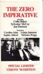 Zero Imperative, The (Visions '94 Limited Edition)