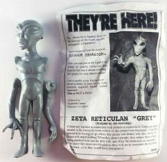 """Zeta Reticulan """"Grey"""""""