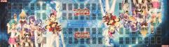 Zexal Generations 3-Game Tablemat
