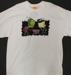 Zim & Dib T-Shirt (XXL)