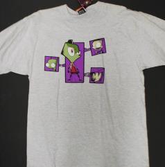 Invader Zim Cast T-Shirt (L)
