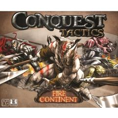 Conquest Tactics - Fire Continent Starter Set