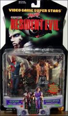 Resident Evil Zombie w/Forest Speyer