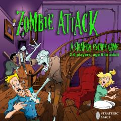 Zombie Attack - A Strategy Escape Game