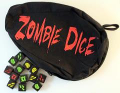 Zombie Dice (1st Printing w/Bag)