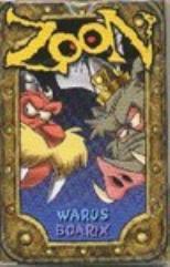 Zoon - Warus & Boarix