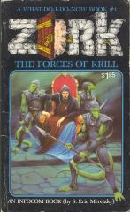Zork #1 - The Forces of Krill