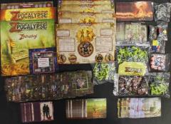 Zpocalypse Collection - Base Game + Zmergency Expansion w/Hospital Horde!