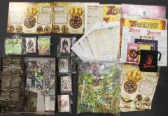 Zpocalypse Collection #1 - Base Game + 4 Expansions!