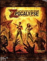 Zpocalypse Cover Art Print