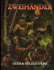 Zweihander - Grim & Perilous RPG (Kickstarter Limited Edition)