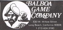 Balboa Game Company