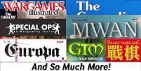 Board Game Magazines