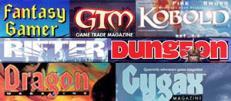 RPG Magazines