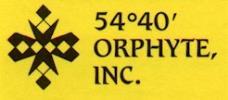 54* 40' Orphyte