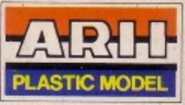 Macross Models (ARII)