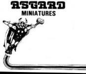 Fantasy Miniatures (Asgard Miniatures)