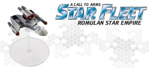 Star Fleet - A Call to Arms - Romulan Star Empire