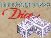 DungeonMorph Dice, Cards, & Monster Stand-Ins