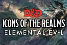 D&D Miniatures - Icons of the Realms - Elemental Evil - Singles