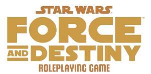 Star Wars RPG - Force & Destiny (Fantasy Flight Games)