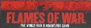 Flames of War - WWII - German - Artillery, AA, AT & AFV's