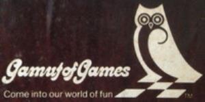 Board Games (Gamut of Games)