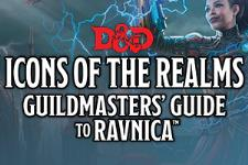 D&D Miniatures - Icons of the Realms - Guildmasters' Guide to Ravnica - Singles