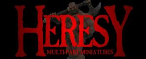 Heresy Miniatures