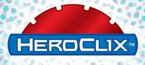 HeroClix - Power 3-D Effects & Gaming Aids (Gale Force Nine)