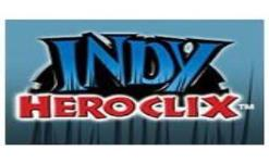 Indy HeroClix - Boosters, Packs, Cases & More