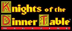 Knights of the Dinner Table Comic - Special Issues