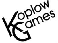 Dice - Jumbo Opaque Singles (Koplow)