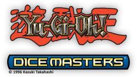 Dice Masters - Yu-Gi-Oh