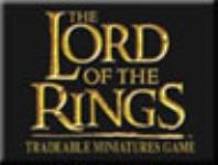 Lord of the Rings Tradeable Miniatures Game
