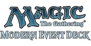 MTG - Modern Event Deck 2014