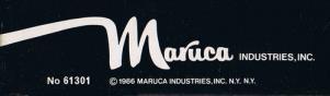 Board Games (Maruca Industries)