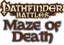 Pathfinder Battles - Maze of Death - Singles (WizKids)
