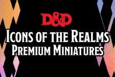 D&D Miniatures - Icons of the Realms Premium Miniatures (28mm)