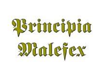 Principia Malefex - Modern Gothic Horror